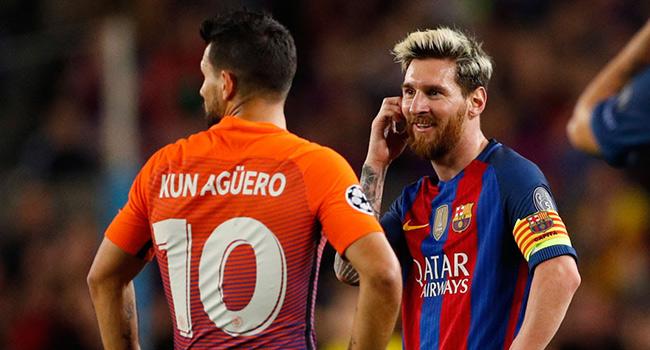 Messi haftan�n en iyisi se�ildi