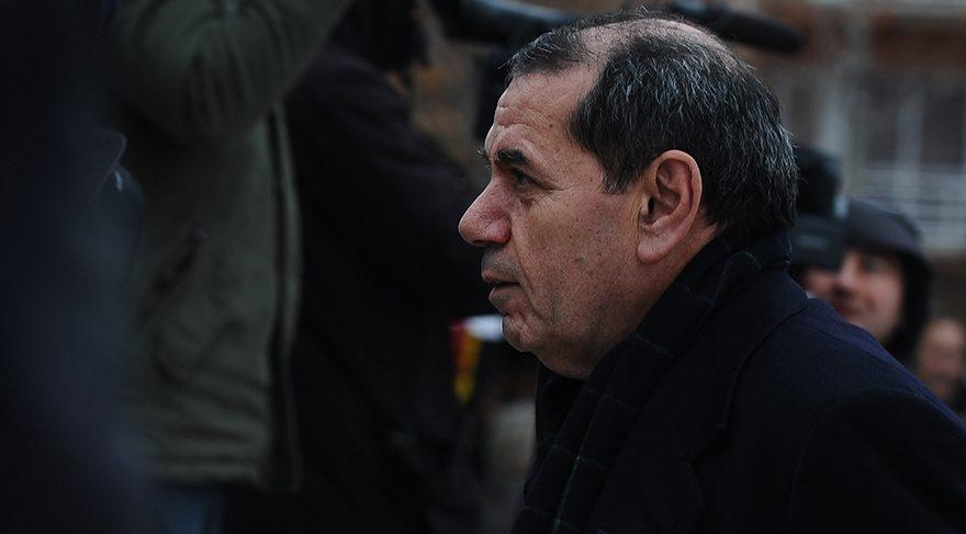 Dursun Özbek genel kurulu işaret etti