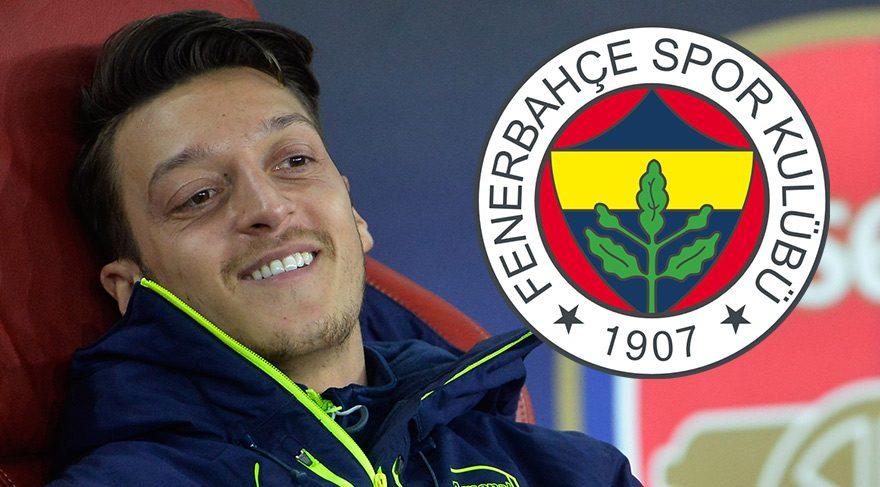 Mesut Özil bombası! Fenerbahçe…