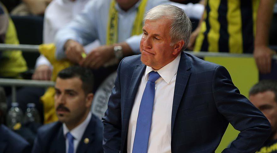 Obradovic mağlubiyetin sebebini söyledi