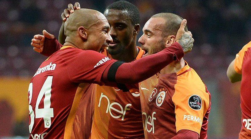 Galatasaray'da Hollandalı temizliği