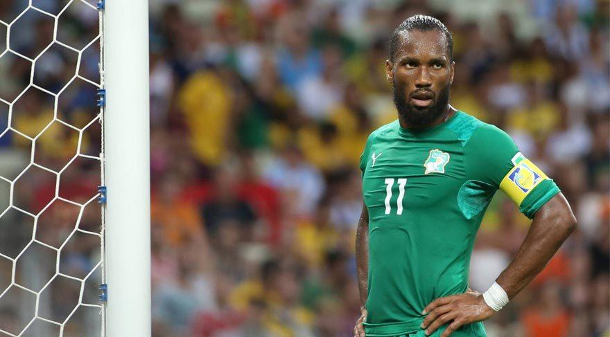 Didier Drogba'dan Galatasaray itirafı