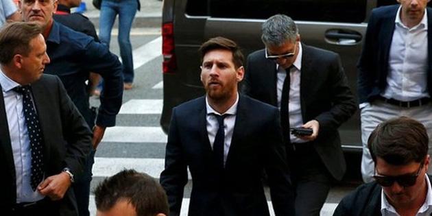 Messi'nin 21 aylık hapis cezası onandı