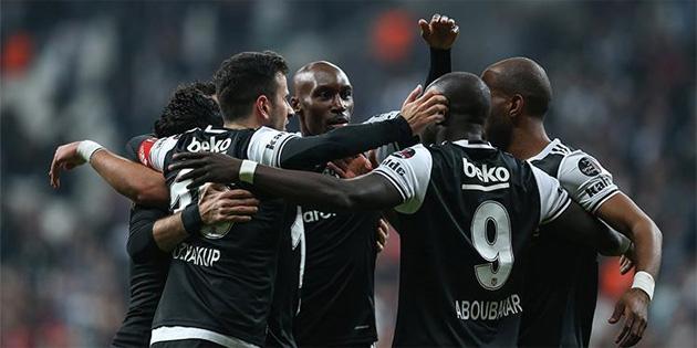 Beşiktaş, şampiyonluk için gün sayıyor