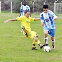Son çeyrek finalist Doğan 0-5