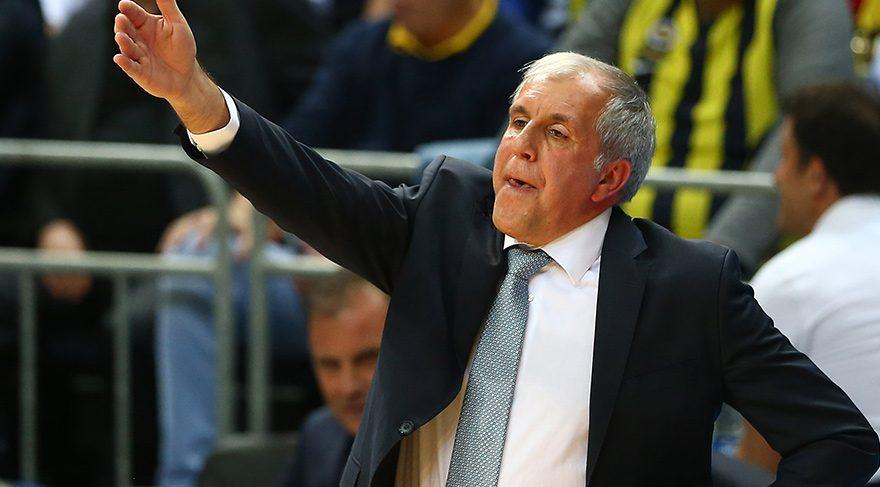 Obradovic büyük galibiyeti yorumladı