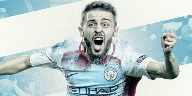 Manchester City, Bernardo Silva'yı transfer ettiğini açıkladı