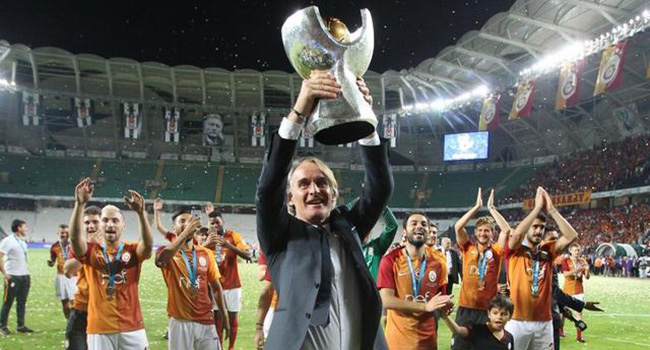 Riekerink: As�l hedef Kad�k�y'de...