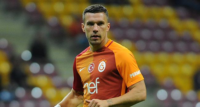 Lucas Podolski: Biz ma�� ciddiye ald�k