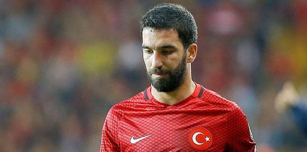 Milli Takım'da Arda Turan şoku!.