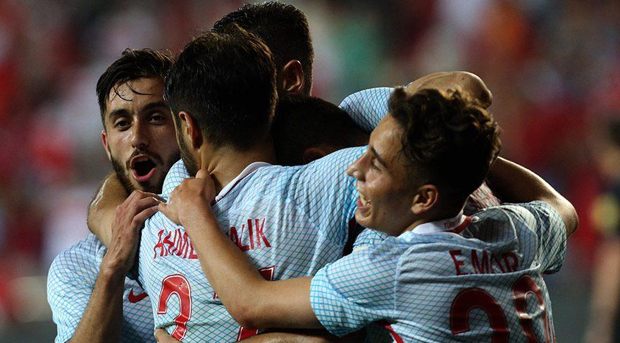 Türkiye – Moldova maçı saat kaçta hangi kanalda?