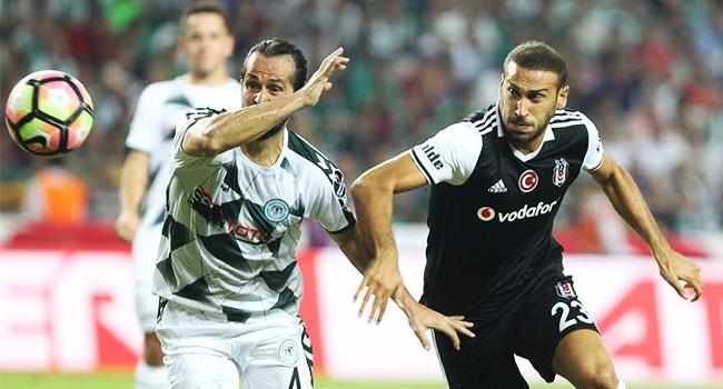 Konya'da ka�an yakaland�!