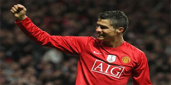 Cristiano Ronaldo resmen Manchester United'da!