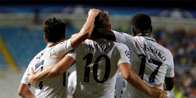 Harry Kane coştu, Tottenham kazandı