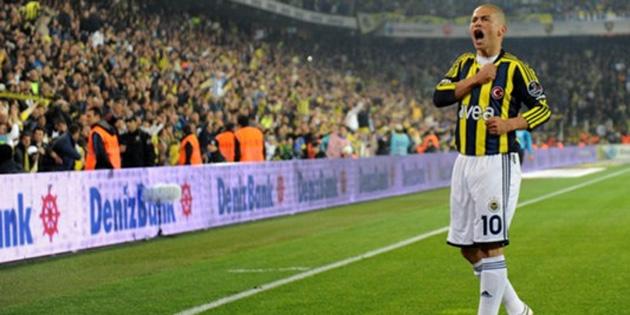 """""""Benim hikayem sadece Fenerbahçe'dir"""""""