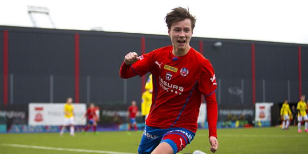 Bayern, 16'lık genç yeteneği transfer etti