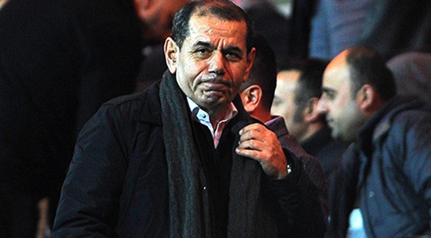 Dursun Özbek'e Hakan Şükür – Arif Erdem eleştirisi