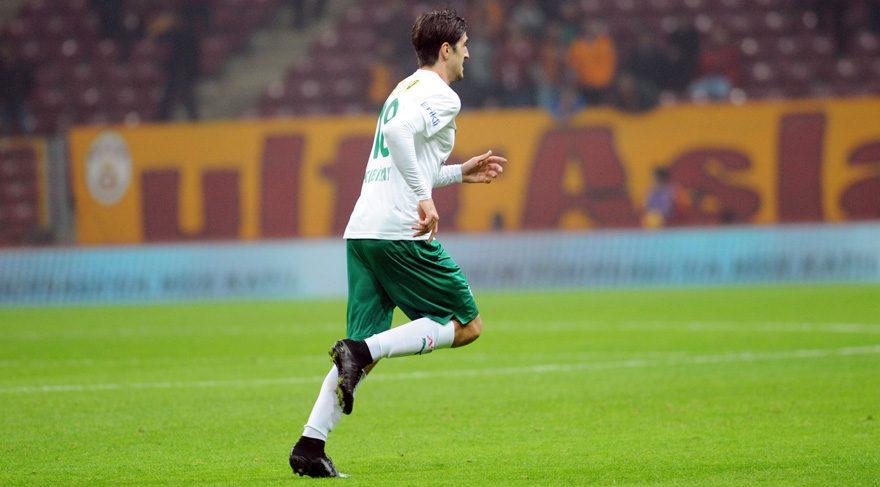 Galatasaray'da rota yerliye döndü