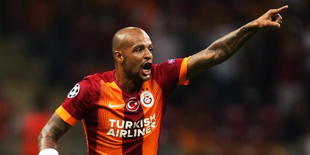 Felipe Melo Galatasaray'a d�nmek istiyor