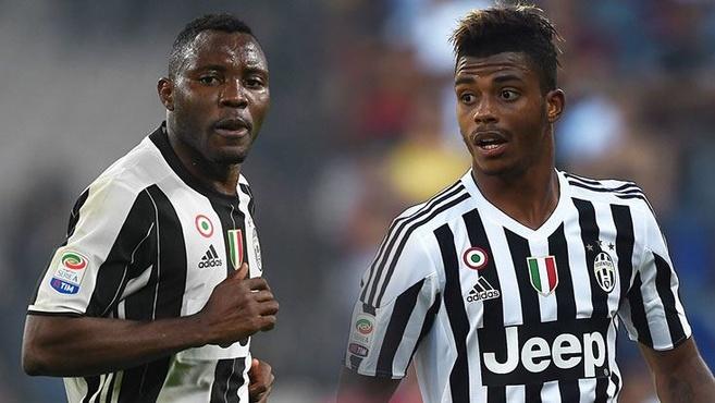 Galatasaray'a Juventus'tan müthiş ikili: Asamoah ve Lemina!