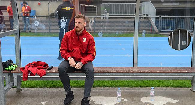 Galatasaray'dan sakatlar konusunda bilgilendirme