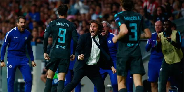 Chelsea son dakikada güldü