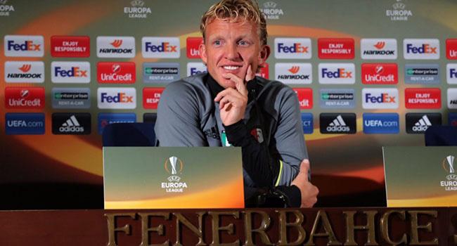 Kuyt: 'Fenerbah�e'ye gol atarsam...'