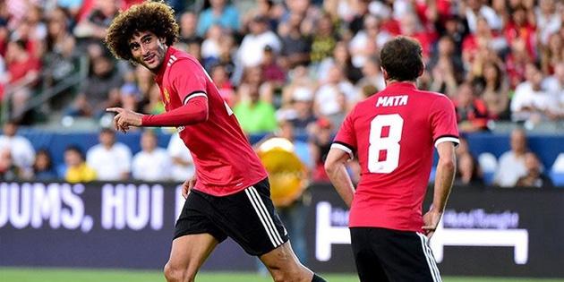 United transferi bitirdi, Fellaini'ye yol göründü!
