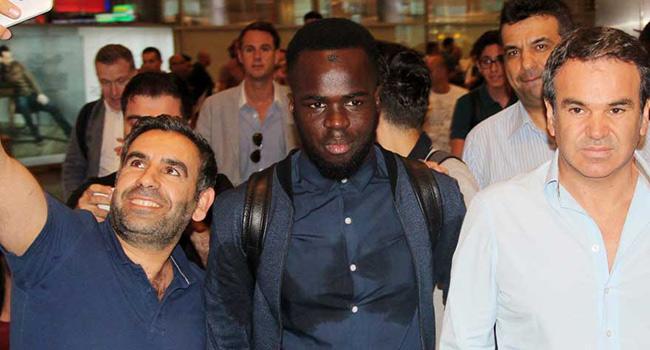 Galatasaray Tiote'nin transferinden vazge�ti