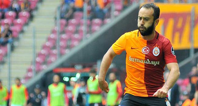 Galatasaray Olcan Ad�n ile yollar�n� ay�rd�