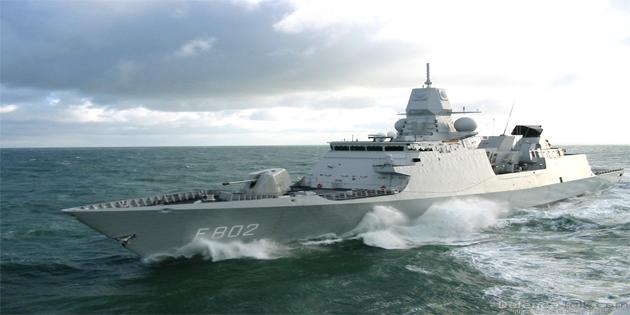 Hollanda, Savaş Gemilerini Elde Taşınabilen 3D Yazıcılarla Taratmaya Başladı