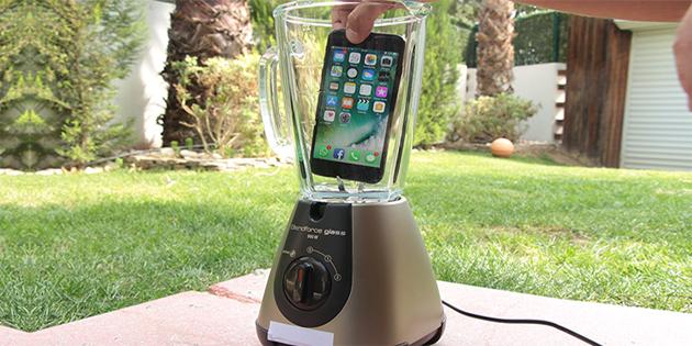 iPhone 8 Plus Sağlamlık Testi