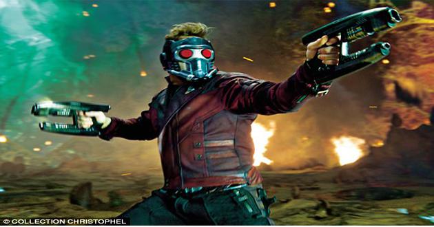 Guardians of the Galaxy'de Meğer İngilizce Konuşulmuyormuş!