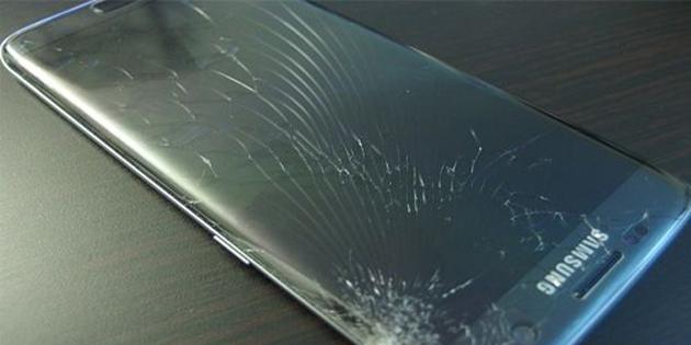 Akıllı telefonların ekran çizik ve çatlaklarına son!
