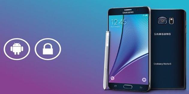 Note 5 ve Galaxy S6 edge+ için yeni güncelleme!