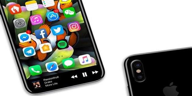 iPhone 8'in tasarımı üretici firmadan gelen sızıntı ile doğrulandı!