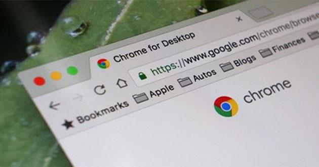 Google Chrome'dan uygulamalar bölümü kaldırıldı!