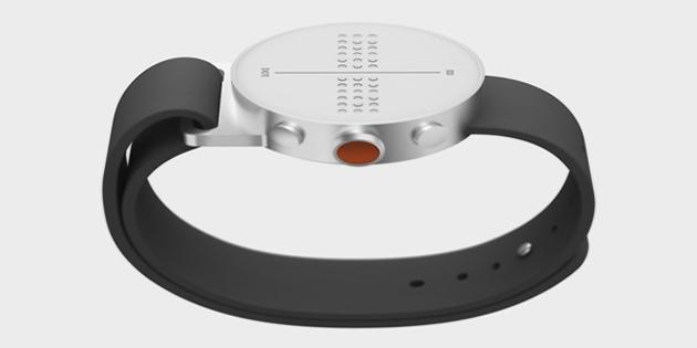 Görme engelliler için akıllı saat