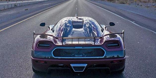 Dünyanın en hızlı otomobili: Koenigsegg Agera RS