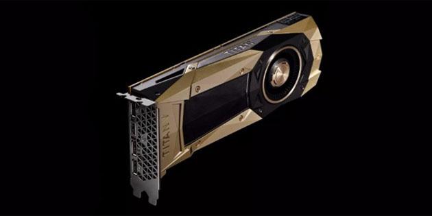 Dünyanın en güçlü ekran kartı Nvidia Titan V tanıtıldı