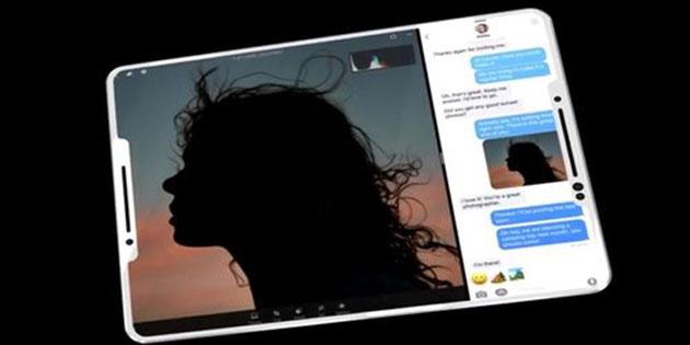 iPhone X benzeri iPad modeli yolda!