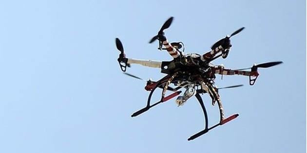 Avrupa'nın ilk kapalı alandaki drone merkezi Brüksel'de açılacak