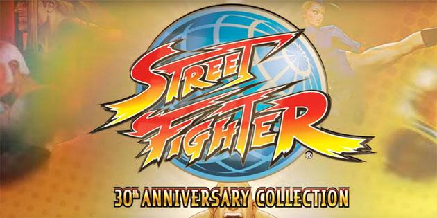 Capcom, Street Fighter'ın 30. Yılı Şerefine Özel Bir Paket Sunuyor!