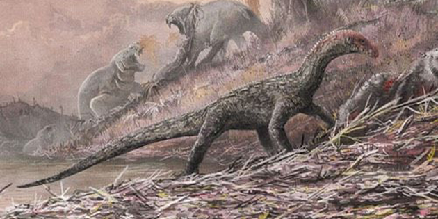 En eski dinozor bulundu!