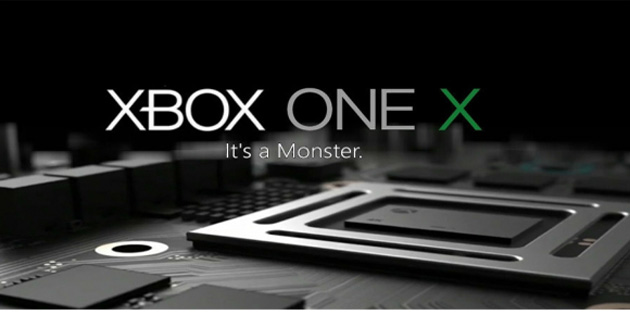 Xbox One X ile ilk karşılaşma!