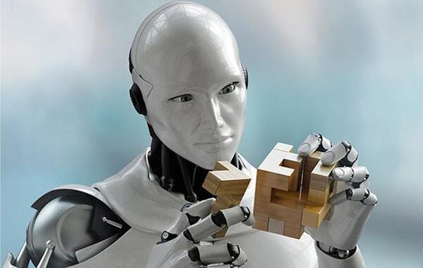 İnsan hareketlerini tahmin eden robot yaptılar