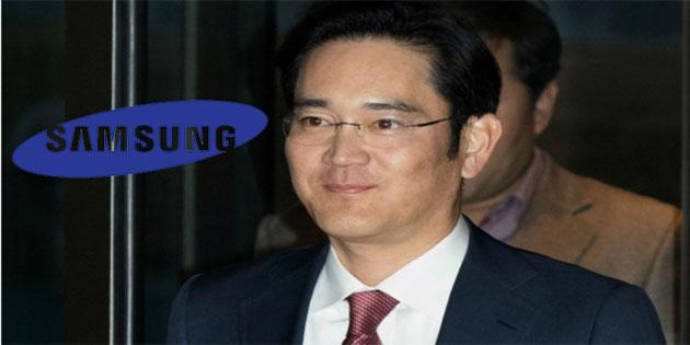 Samsung lideri tutuklandı!
