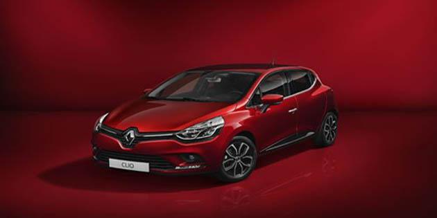 Renault'dan yeni bir özel seri otomobil