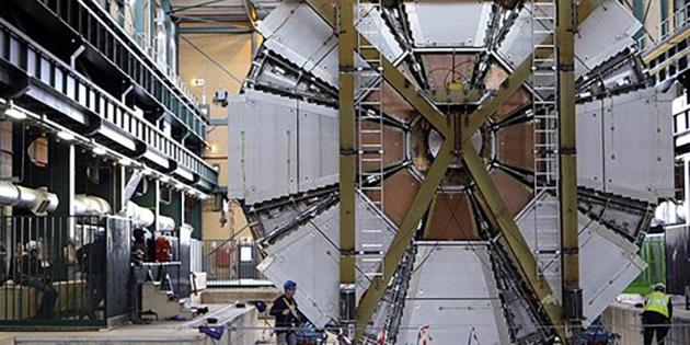 CERN'DE YENİ BİR KEŞİF