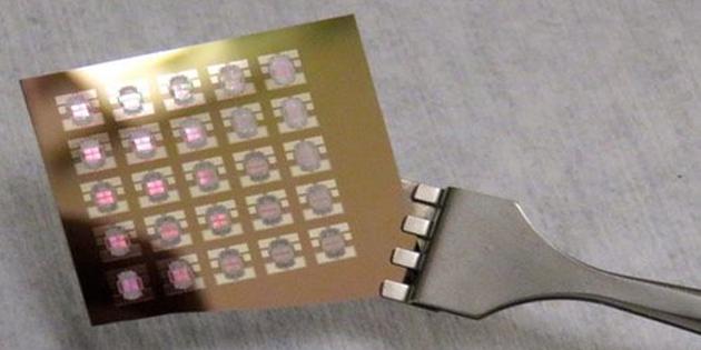 Elektrik yerine ısı ile çalışan bir elektronik bileşen ürettiler!